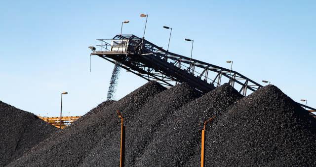 Produção de minério - VALE3