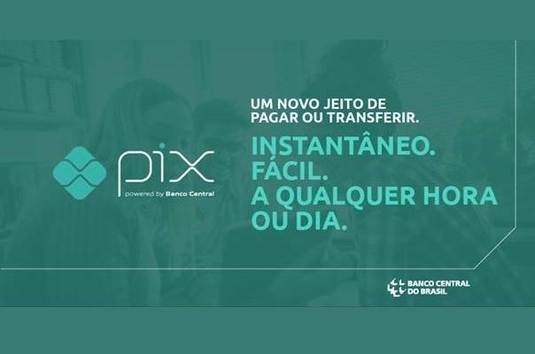 como aderir ao PIX