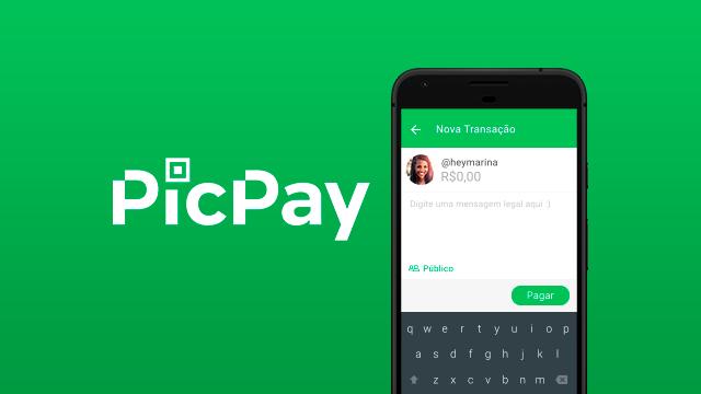 Como funciona o PicPay - transferir e retirar dinheiro